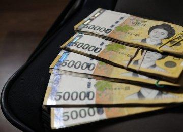 Weakening Won Poses New Risks  to South Korea