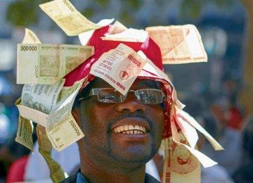 Zimbabwe Economy Facing Serious Problems