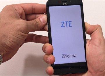 ZTE Posts $1b Loss