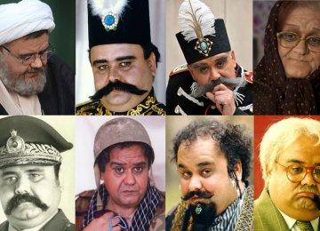 Akbar Abdi in diverse roles