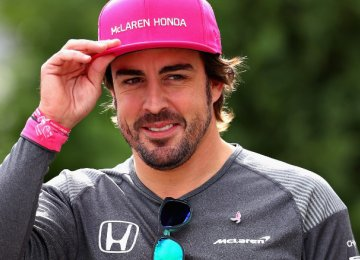 Alonso to Join Daytona 24 Hours