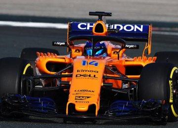 Fernando Alonso Warns  Against McLaren Complacency