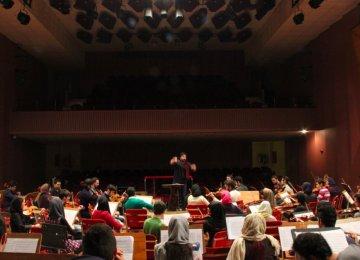 The Austro-Iranian Symphony Orchestra