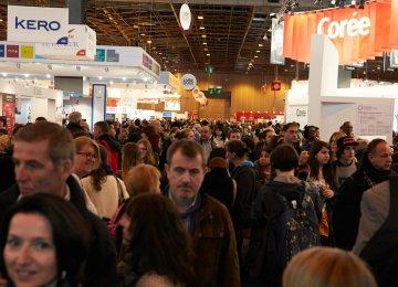 Last edition of Paris Book Fair