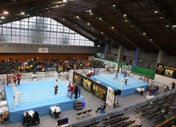 Boxers Take 2 Silvers, 1 Bronze in Bulgaria