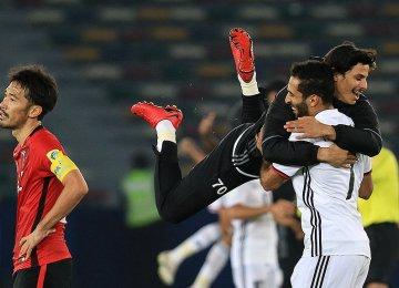 Al Jazira Will Face Real Madrid