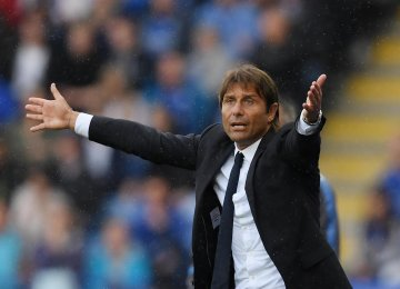Chelsea Ends Conte Spell