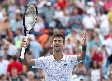 Big Four Reunite at US Open, Djokovic Eyes Title