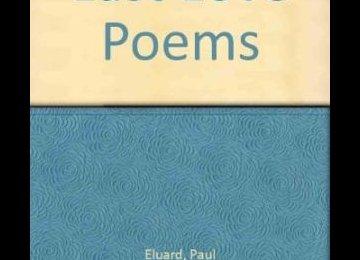 Eluard's 'Last Love Poems' in Persian Released