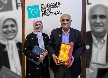 Kazakh Prize for Kelileh & Demneh