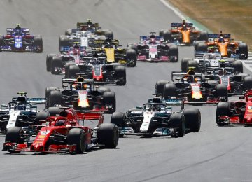 F1 has decided to put the race on hold for at least 12 months after a vote was delayed.