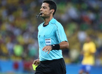 Alireza Faghani to Officiate 2018 FIFA World Cup