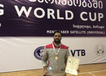 Fencers Win Gold, Bronze in Georgia
