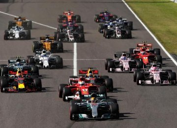 FIFA-Style Whistleblowing System Proposed for Formula One