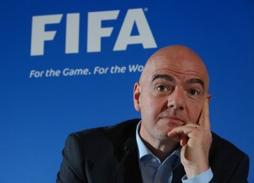 Infantino Summons Confederation Leaders to Discuss Major Proposal