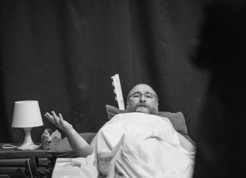 First Staging of Russian Vampilov's Play