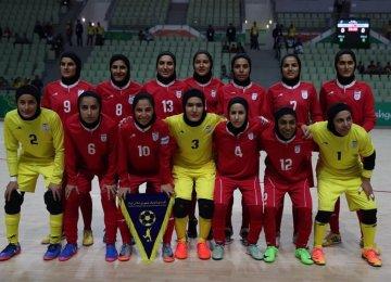 Iran women's futsal team