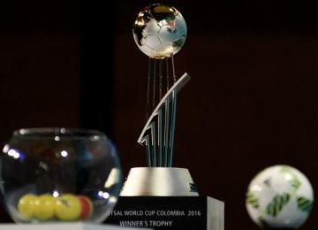 Futsal World Cup Host Bidding Delayed