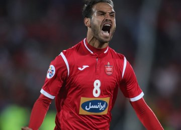 Best Goal for Persepolis, Best Player in Esteghlal