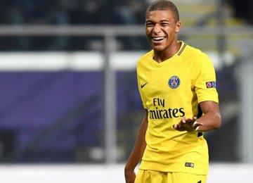 Mbappe Wins Europe's Golden Boy Award