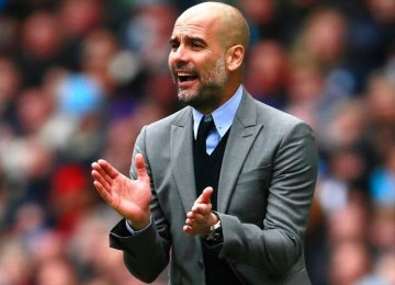 Guardiola, Kane Win Monthly Premier League Awards