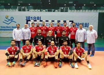 Iran national handball team