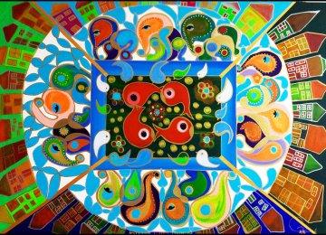 Heart Surgeon Reflects  Heart Surgeon Reflects His Soul in Paintings