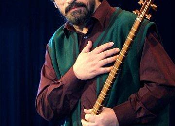 Asia World Music Award for Hossein Alizadeh