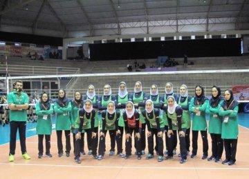 Iran U-17 team