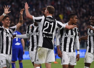Juventus Close on Seventh Consecutive Title