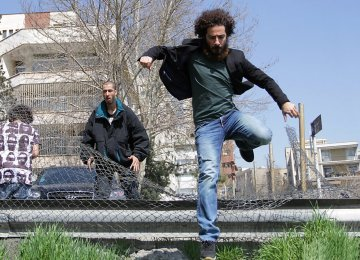 Dormishian's 'Lantouri'  in Istanbul Film Festival