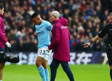 Crystal Palace Holds Man City to Goalless Draw