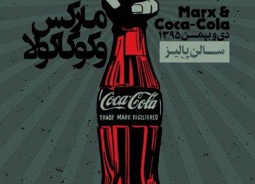 Danish Play Marx & Coca Cola at Paliz Theater