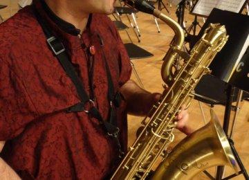 Master Class by Italian Saxophone Virtuoso