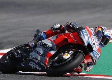 Dovizioso Rises in San Marino Grand Prix