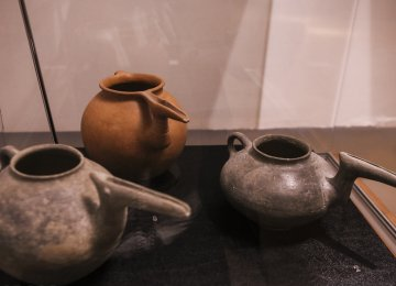 Repatriated artifacts in the National Museum