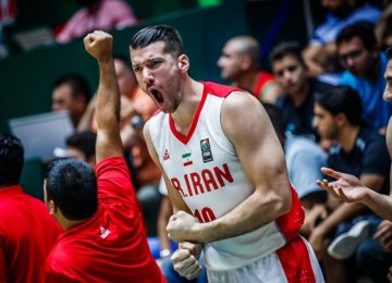 Niktash Will Make a Difference for Iran at FIBA World Cup Asia Qualifiers