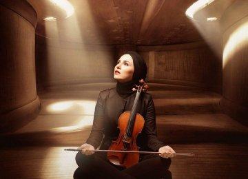 Female Violinist's Album Hits Market