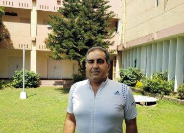Pakistan's Iranian Volleyball Coach Finds Talent