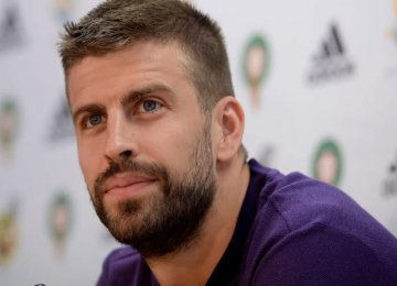 Pique Ends International Career