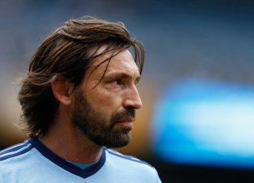 Pirlo Shows Interest in Italian Job