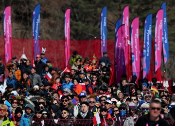 South Korea hopes Olympic fans will give tourism  a boost in the country.