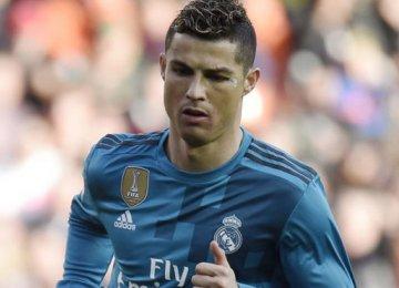 Real Madrid Will Pay Ronaldo $37m Per Season