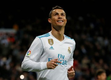 Ronaldo Asks Lower Release Clause at $120m