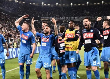 Napoli Beats Juventus to Create Genuine Serie A Title Race