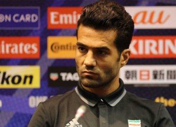 Shojaei Moves to AEK Athens