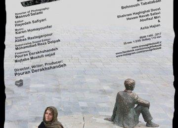 Derakhshandeh's Film for German Screens