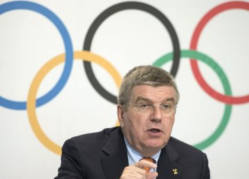 IOC President Will Visit North Korea  After Pyeongchang Winter Olympics