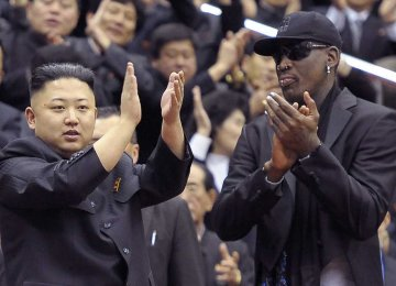 Basketball Diplomacy Brings 2 Koreas Together