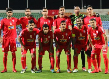 Tractorsazi Tabriz team member